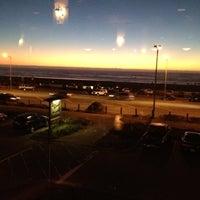 Photo taken at Beach Chalet Brewery & Restaurant by danzrr on 11/25/2012