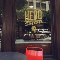 Photo taken at Hero Shop by Jeremy L. on 6/30/2015