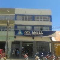 Photo taken at Caja Los Andes Ayaviri by Gustavo J. on 9/25/2013