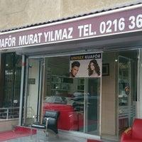 Photo taken at Kuaför Murat Yılmaz by Remzi A. on 11/11/2014