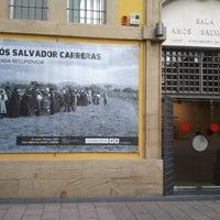 Photo taken at Sala Amós Salvador by Jose Antonio L. on 4/27/2013