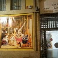 Photo taken at Sala Amós Salvador by Jose Antonio L. on 1/31/2013