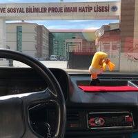 Photo taken at Van Merkez Anadolu İmam Hatip Lisesi by 👑Ferhat E. on 4/20/2017