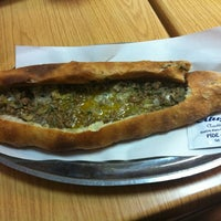 Photo taken at Ertugrul Pide by sena m. on 12/11/2012