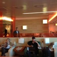 """Photo taken at Alitalia Freccia Alata Lounge """"Bramante"""" by Antonio F. on 10/5/2012"""