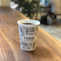 Photo taken at Think Coffee by Jeff W. on 3/30/2018