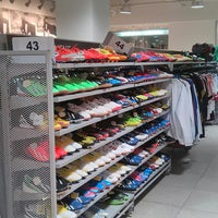 Photo taken at Adidas Outlet Store by Rodrigo H. on 4/5/2014