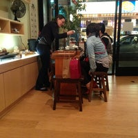 Photo taken at Red Blossom Tea Company by Gary S. on 2/1/2013