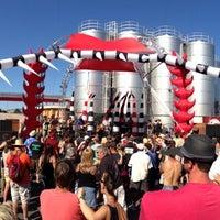 Photo taken at Lagunitas Brewing Company by Bill K. on 5/19/2013