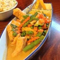 Photo taken at Thai Kitchen by Bill K. on 7/21/2013