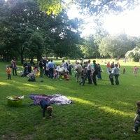 6/16/2013 tarihinde Vincenzo B.ziyaretçi tarafından Rudolph-Wilde-Park'de çekilen fotoğraf
