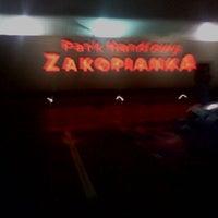 Photo taken at Park Handlowy Zakopianka by Dino T. on 2/14/2013