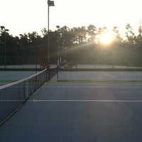 Photo taken at Millbrook Tennis Center by Brian C. on 10/5/2012