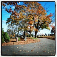 Photo taken at Mt. Feake Cemetery by Abby E. on 11/3/2012