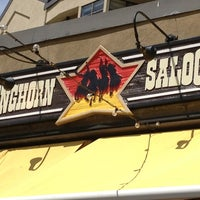 Photo taken at Longhorn Saloon & Grill by Ishtiaq B. on 6/13/2013