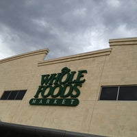 Photo taken at Whole Foods Market by Ishtiaq B. on 7/6/2013