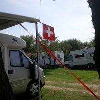 Foto scattata a Camping Village Eurcamping da Katja S. il 9/20/2014