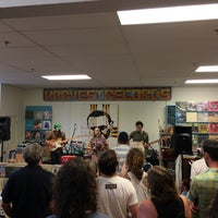 Photo taken at Harvest Records by Cory O. on 8/26/2016