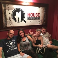Photo taken at House of Riddles by Maria D. on 7/31/2016
