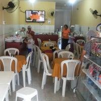 Photo taken at Restaurante e Lanchonete Sabor D' Amélia by Magno A. on 8/22/2014