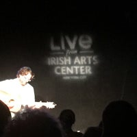 Photo taken at Irish Arts Center by W.David A. on 5/17/2015