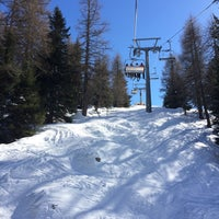 Das Foto wurde bei Plansegg Bergstation von Martina L. am 3/18/2016 aufgenommen