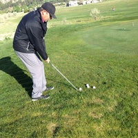 Photo taken at Genoa Lakes Golf Course by Mauricio F. on 5/12/2014