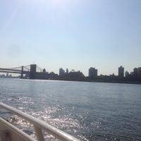 Photo taken at Seastreak Ferry - Pier 11 Terminal by Sarah M. on 6/15/2013