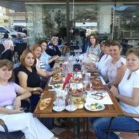 Photo taken at Mas Gurme by Nazlı Barış Ö. on 9/21/2014