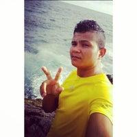 Photo taken at Salvador-Bahia by Gleidison D. on 1/14/2015