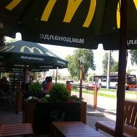 Снимок сделан в McDonald's пользователем Dinar 8/9/2013