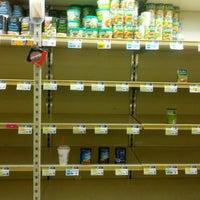 Photo taken at ShopRite by Sheila M. on 10/27/2012