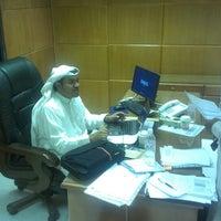 Photo taken at Tashghil Arabian Ltd. Co by Ghazi T. on 8/4/2014