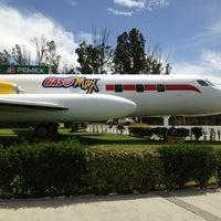 Photo taken at Gasolinera Del Avion by Carlos A. on 3/10/2013