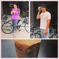 Photo taken at Starbucks by Natalie S. on 5/8/2014