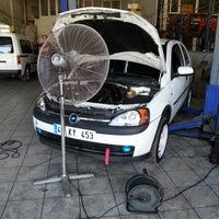 Photo taken at Optek Dikey Opel Service by Ramazan Ö. on 4/30/2015