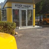 Photo taken at Etap Taksi by Burak Ç. on 8/13/2014