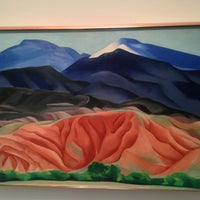Photo taken at Georgia O'Keeffe Museum by Amy S. on 6/4/2013