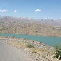 Photo taken at Taleghan Dam | سد طالقان by Azadeh F. on 6/23/2017