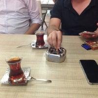 Photo taken at Tatlı Dünya - Ilıca Pastanesi by Mustafa Emre T. on 9/8/2016