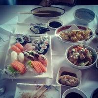 Photo taken at Kamiya Sushi & Sukiyaki by Natan C. on 5/31/2013