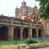 Photo taken at Banaras Hindu University by Ruya Y. on 8/1/2015