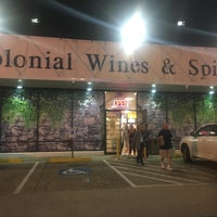 Photo taken at Colonial Wine & Sprits by Fred B. on 4/8/2017