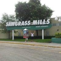 Photo taken at Sawgrass Mills by Raul M. on 4/22/2013