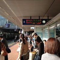 Photo taken at Platforms 3-4 by natural on 5/2/2013