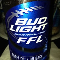 Photo taken at Has A Budlight by 😇Becs😈 on 11/2/2012