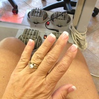Photo taken at Ocean Nails by Dana W. on 2/22/2013