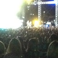 Photo taken at Soaring Eagle Outdoor Concert Venue by Paul W. on 9/16/2012
