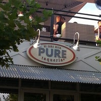 Photo taken at Pure Taqueria by Jack S. on 7/19/2013
