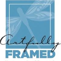 Photo taken at Artfully Framed by Artfully Framed on 7/26/2014